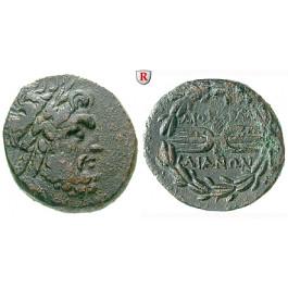 Lydien, Tralleis, Bronze um 200-27 v.Chr., ss-vz