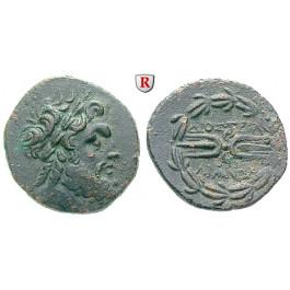 Lydien, Tralleis, Bronze um 200-27 v.Chr., ss