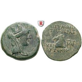 Kilikien, Aigeai, Bronze um 130-77 v.Chr., ss