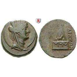 Kilikien, Tarsos, Bronze um 164-27 v.Chr., ss