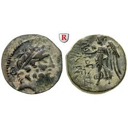 Kilikien, Elaiusa Sebaste, Bronze 1. Jh.n.Chr., ss/ss-vz