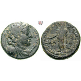 Syrien, Königreich der Seleukiden, Demetrios II., 1. Regierung, Bronze, s-ss