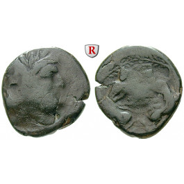 Makedonien, Thessalonike, Bronze 187-31 v.Chr., s