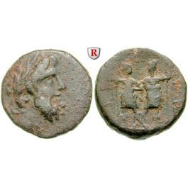 Koile Syria, Chalkis ad Libanon, Ptolemaios, Tetrarch, Bronze, f.ss