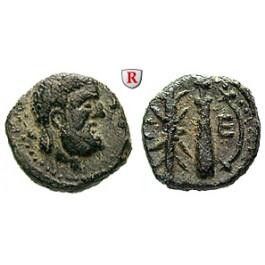 Pisidien, Selge, Bronze 2.-1. Jh. v.Chr., f.vz