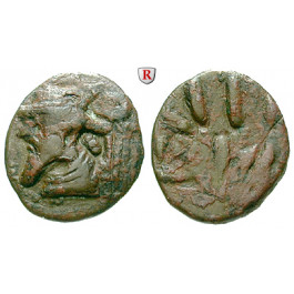 Elymais, Königreich, Unbekannte Kamnaskiriden, Drachme, ss