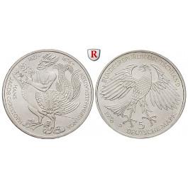 Bundesrepublik Deutschland, 5 DM 1976, Grimmelshausen, D, vz-st, J. 419