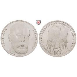 Bundesrepublik Deutschland, 10 DM 1993, Robert Koch, J, bfr., J. 456