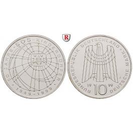 Bundesrepublik Deutschland, 10 DM 1999, SOS Kinderdörfer, J, bfr., J. 472