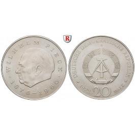DDR, 20 Mark 1972, Pieck, vz, J. 1541