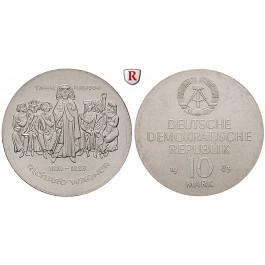 DDR, 10 Mark 1983, Wagner, st, J. 1589
