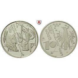 Bundesrepublik Deutschland, 10 Euro 2003, Deutsches Museum München, D, bfr., J. 497