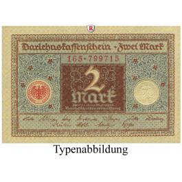 Inflation 1919-1924, 2 Mark 01.03.1920, I, Rb. 65a