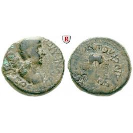 Römische Provinzialprägungen, Phrygien, Eumeneia, Nero, Bronze 54/55, s/ss