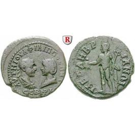 Römische Provinzialprägungen, Thrakien, Mesembria, Philippus I., 5 Assaria, ss