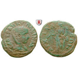 Römische Provinzialprägungen, Thrakien, Anchialos, Tranquillina, Frau Gordianus III., 2 Assaria, s-ss