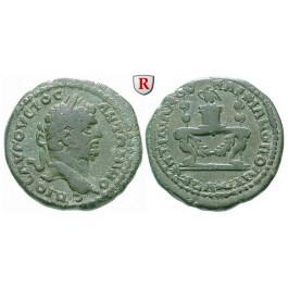 Römische Provinzialprägungen, Thrakien-Donaugebiet, Markianopolis, Caracalla, 4 Assaria, ss