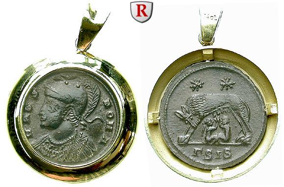 Münzschmuck Römische Münzen Anhänger