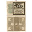 1. Weltkrieg 1914-1918, 50 Mark 20.10.1918, III, Rb. 56d