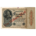 Inflation 1919-1924, 1 Md Mark 15.12.1922, I, Rb. 110e