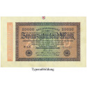 Inflation 1919-1924, 20000 Mark 20.02.1923, II, Rb. 84b