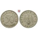 Drittes Reich, 50 Reichspfennig 1941, G, ss, J. 372