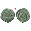 Byzanz, Justinian I., Pentanummium (5 Nummi) 561-565, f.ss