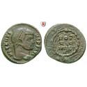 Römische Kaiserzeit, Maxentius, Halbfollis 310, ss