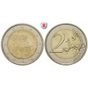 Frankreich, V. Republik, 2 Euro 2011, bfr.