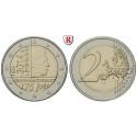 Luxemburg, Henri, 2 Euro 2014, bfr.