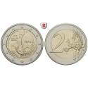 Griechenland, Republik, 2 Euro 2014, bfr.