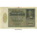 Inflation 1919-1924, 10000 Mark 19.01.1922, II, Rb. 68b