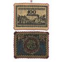 Notgeld der besonderen Art, Bielefeld, 100 Mark 15.7.1921, I