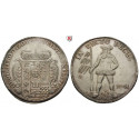 Braunschweig, Braunschweig-Calenberg-Hannover, Georg I. Ludwig, Reichstaler 1712, f.vz