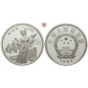 China, Volksrepublik, 5 Yuan 1989, PP