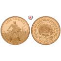 Russland, UdSSR, 10 Rubel 1975-1982, 7,74 g fein, vz-st