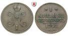 Russland, Nikolaus I., Kopeke 1840, vz