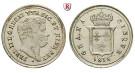 Italien, Königreich beider Sizilien, Ferdinando II., 1/2 Carlino (5 Grana) 1838, f.st