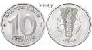 DDR, 10 Pfennig 1950, E, ss, J. 1503