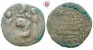Urtukiden von Maridin, Husam al-Din Yuluk Arslan, Dirham 1195, s