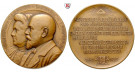 Personenmedaillen, Lehmann, Heinrich - Deutscher Fabrikant, Bronzemedaille 1907, vz