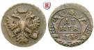 Russland, Anna, Denga 1738, f.vz