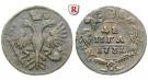 Russland, Anna, Denga 1731, ss-vz