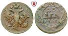 Russland, Elisabeth, Denga 1751, ss-vz