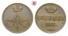 Russland, Alexander II., Deneschka 1855, ss+