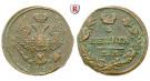 Russland, Alexander I., Denga 1818, ss+