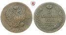 Russland, Alexander I., 2 Kopeken 1812, vz