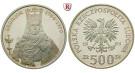 Polen, Volksrepublik, 500 Zlotych 1988, PP