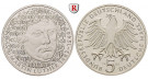 Bundesrepublik Deutschland, 5 DM 1983, Luther, G, PP, J. 434