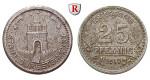 Städtenotgeld Deutschland, Westfalen, Stadt Burgsteinfurt, 25 Pfennig 1917, ss-vz